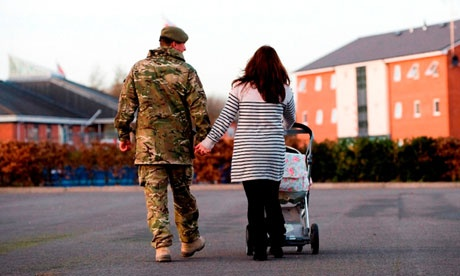 Housing professionals must do more to help ex-armed forces find stability