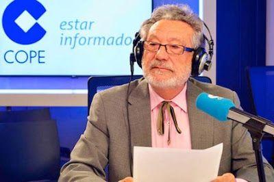 """Las mentiras y la homofobia de Luis del Val sobre la cabalgata LGTBI de Vallecas: """"En vez de ser gais, son maricones de mierda"""".  El periodista afirma en la COPE que la cabalgata será una """"exaltación de gay"""" para que """"los niños aprendan que pueden ser maricones desde las edades tiernas"""".  El Diario, 2018-01-05  http://www.eldiario.es/rastreador/homofobia-Luis-Val-LGTBI-Vallecas_6_726237372.html"""