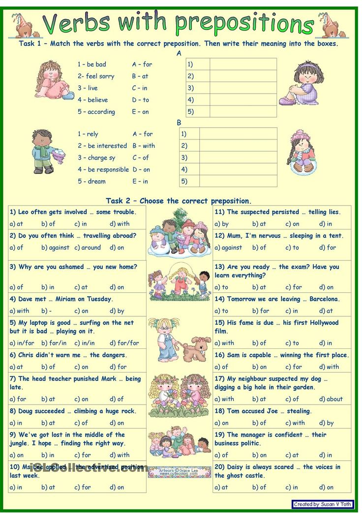 Preposition In Learn In Marathi All Complate: 80 Best Preposition Exercises Images On Pinterest