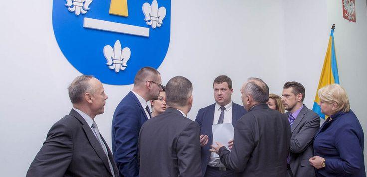 XXXI Sesja Rady Miasta w kadencji 2014-2018 [PORZĄDEK OBRAD]
