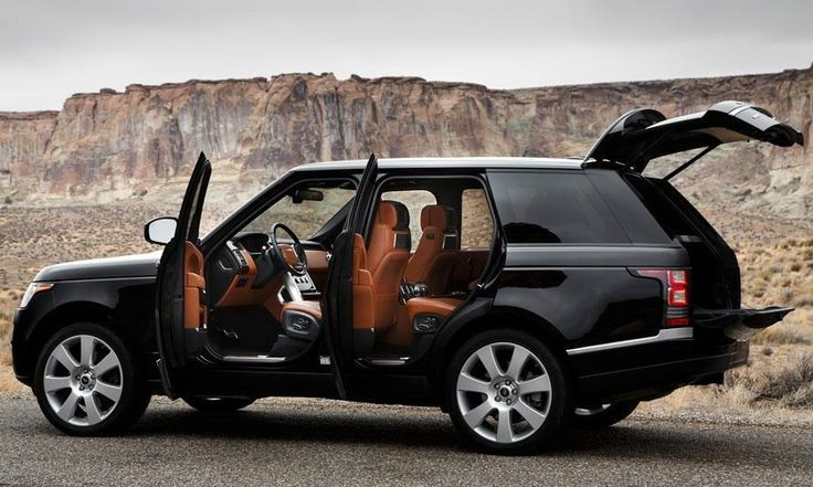 A review of the new 2013 Range Rover Vogue - the best SUV on the market? #Luxury