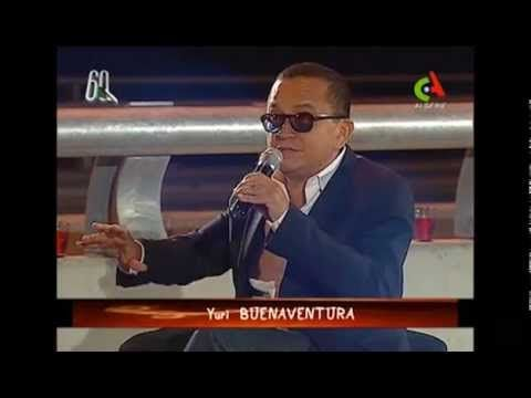 """C'est Son Show """"Yuri Buenaventura"""" Canal Algérie-DIMAJAZZ 2014"""