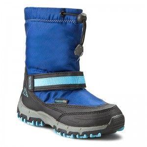 Śniegowce KAPPA - Sledge Tex K 260346K Blue/L'Blue 6061