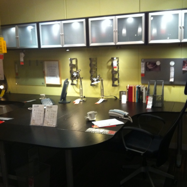 43 best images about Office on Pinterest  Ikea office Home