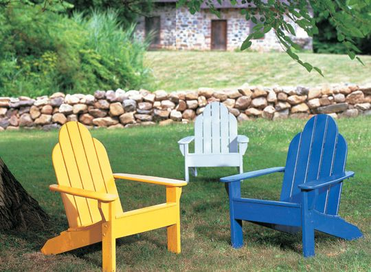 Colored Wood Patio Furniture 126 best you painted what?! images on pinterest | painted
