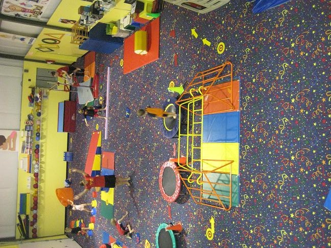 Kids Gym is a fully equipped gym that offers gymnastics, summer camps, private lessons, cheerleading, overnight sessions and just plain fun! They also have a whole gym geared for preschool children!: Preschool Children, Overnight Sessions, Plain Fun, Gym Geared, Family Fun, Offers Gymnastics, Kids Gym
