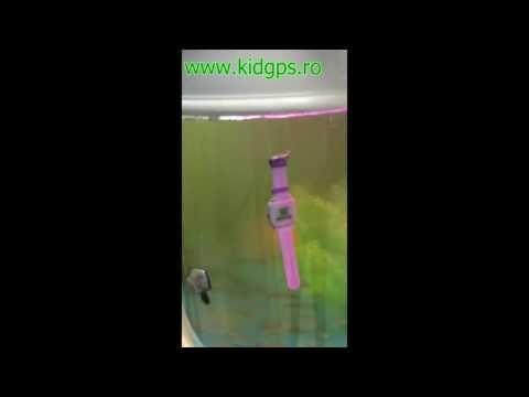 "Smartwatch copii cu GPS Wonlex GW400s, ecran touchscreen 1.22"" color, functie telefon, rezistent la apa, buton SOS, variante culori"