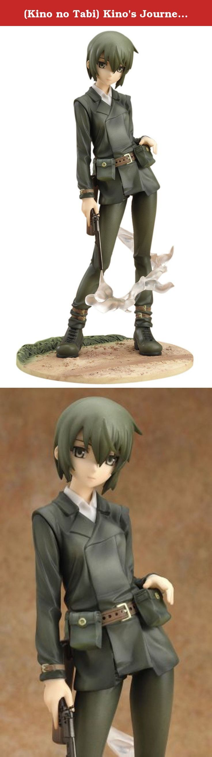 """(Kino no Tabi) Kino's Journey - The Beautiful World - 1/8 Scale PVC Figure >> Good Smile Company. And I call myself with me in the short-haired, actually a girl. Posing that took up favorite Pasueida """"canon"""" remains natural stance. From the calm knowledge, world of work is overflowing. Trail than muzzle smoke is such as to reproduce in clear parts, was finished in one body and attention to detail."""