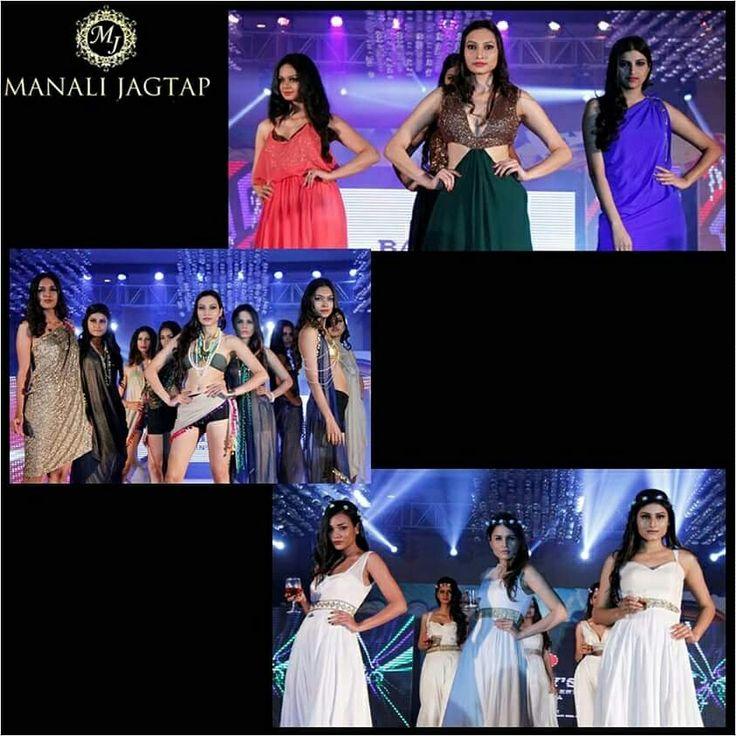 One Night Of Elegance!!! #manalijagtap#manalijagtapshoor#tbt#fashionshow#ballysentertaintment#resortwear
