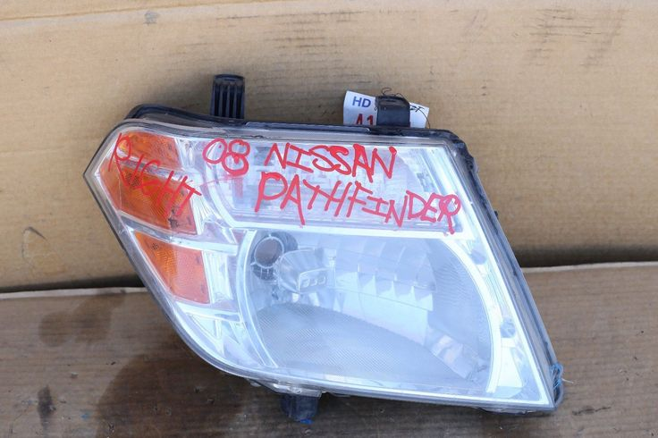 Cool Nissan 2017: 2008-2012 NISSAN PATHFINDER RIGHT PASSENGER HALOGEN HEADLIGHT Check more at http://24auto.ga/2017/nissan-2017-2008-2012-nissan-pathfinder-right-passenger-halogen-headlight/