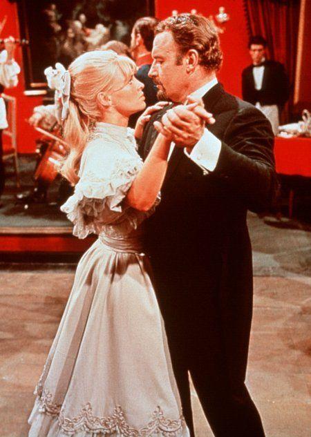 'Doctor Zhivago' (1965) with Julie Christie and Rod Steiger.