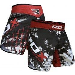 RDX MMA Grappling Shorts Giant Inside