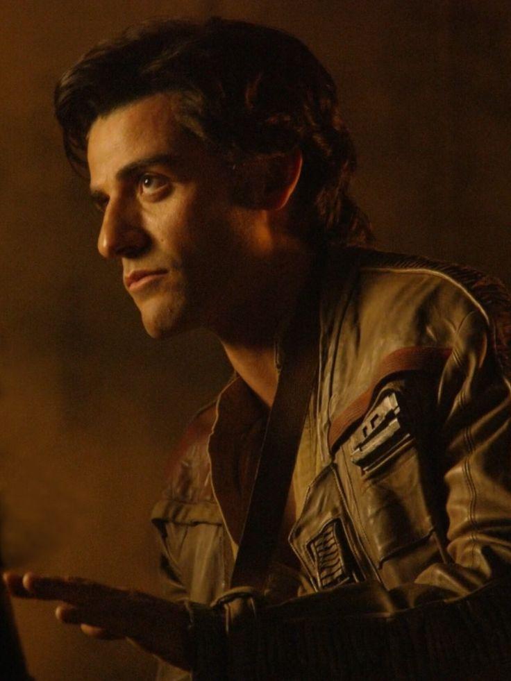 "Oscar Isaac as Poe Dameron in ""Star Wars: The Force Awakens"" (2015)"