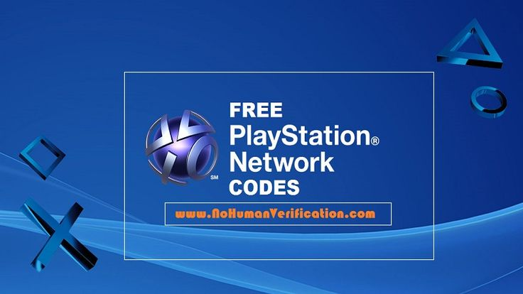 Free PSN Codes No Survey - No Human Verification (100% Working)  If you want to get some #PSN #CODES, that too for #FREE then look no more as we might have just what you are looking for. No Survey.  https://www.nohumanverification.com/free-psn-codes-no-survey-no-human-verification/