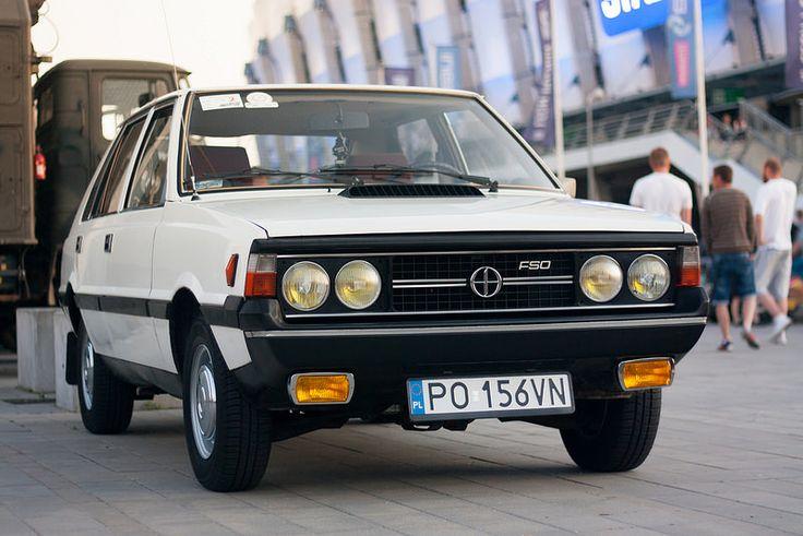 1977 FSO Polonez 1.5