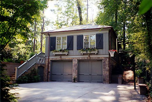 Brookhaven Guest House & Garage 05  by Spitzmiller & Norris, Inc.