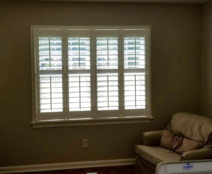 Another successful install. Norman woodlore shutters with ...