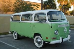 1969 VW Bus - Bing Images
