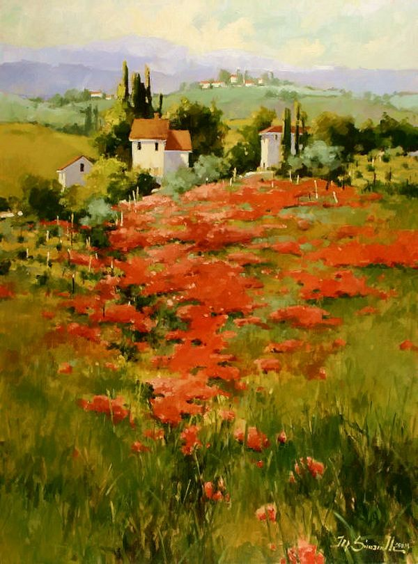 coquelicot :) reminds me of france
