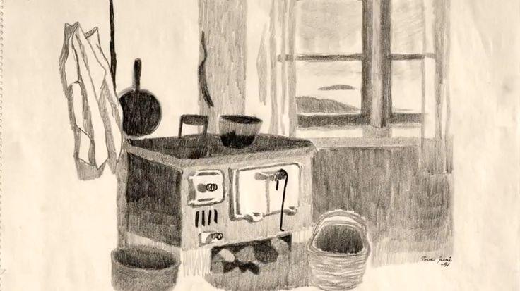 Tove Jansson, juni 1951