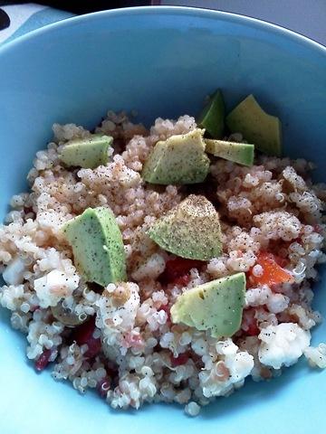 Quinoa salad, Feta and Quinoa on Pinterest