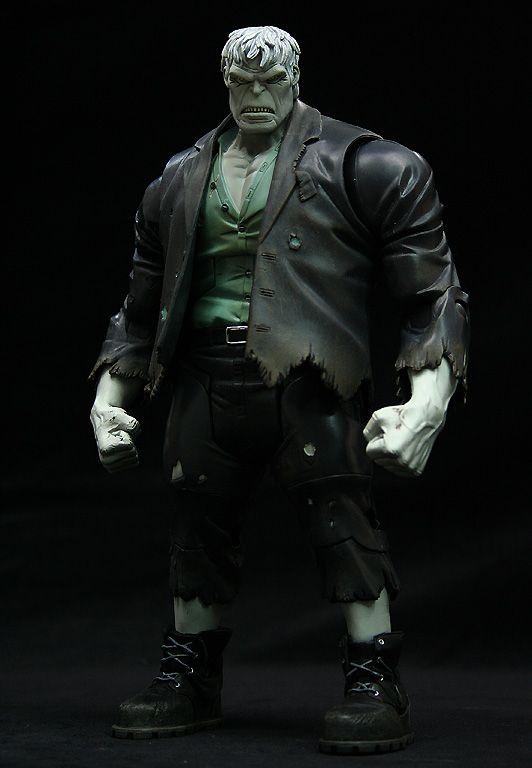 DC DCUC Solomon Grundy Series Solomon Grundy