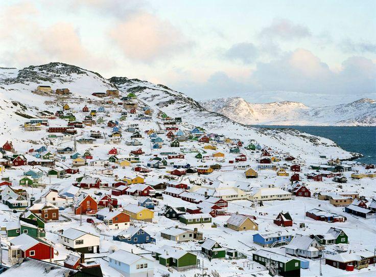 Qaqortoq, Greenland