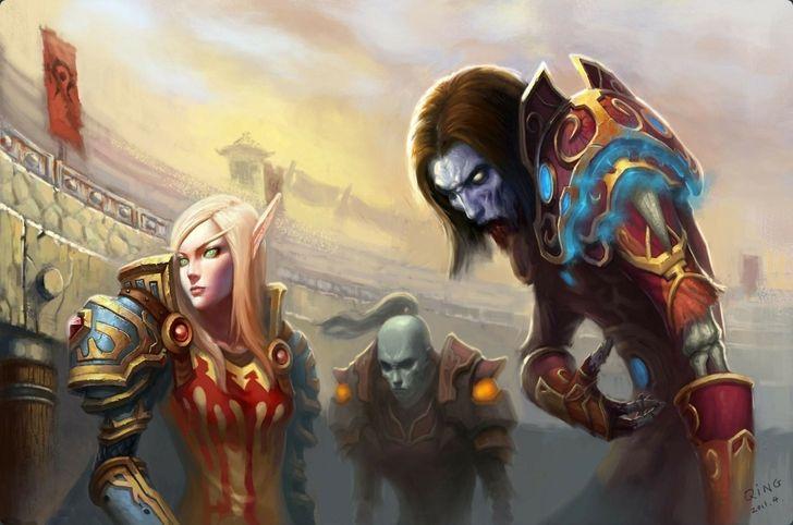 world of warcraft blood elf undead fantasy art artwork 2000x1326 wallpaper_www.wallpaperfo.com_33.jpg (728×482)