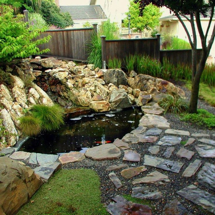 Easy Koi Pond Designs You Can Build To Accent Your 400 x 300