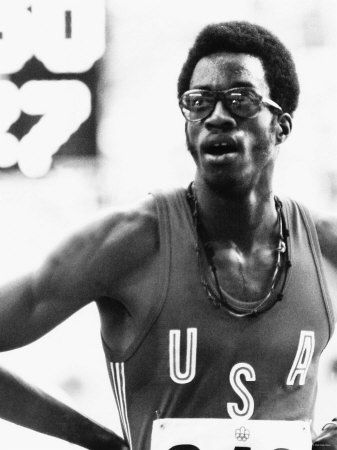 Olympic Games 1976 Athlete Edwin Moses of USA Winner of the 400M ...