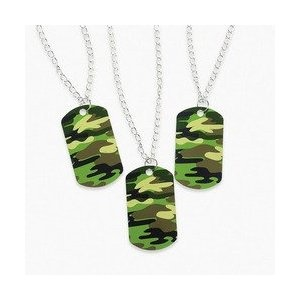 dog tags with each kids name on them