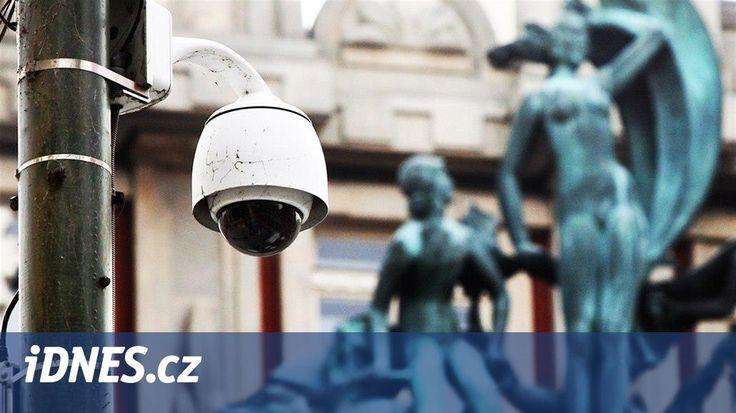 Nové kamery v pražských ulicích rozpoznají obličej i značku auta