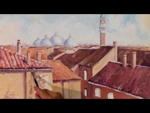 Cours de peinture à lhuile youtube