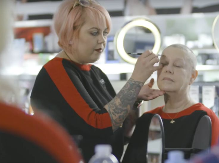 Sephora Is Giving Free Makeup Classes to Cancer Patients