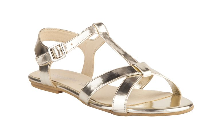Overland Footwear – Isabella Anselmi – 'Carolina' Gold, Green and Silver $149.90 nzd http://www.overlandfootwear.co.nz/carolina-p-5390/colour/Gold#colour=Gold