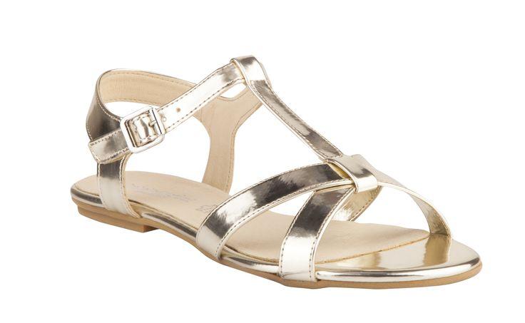 Overland Footwear – Isabella Anselmi – 'Carolina' Gold, Green and Silver $149.90 nzd http://www.overlandfootwear.co.nz/carolina-p-5390/colour/Gold#colour=Gold