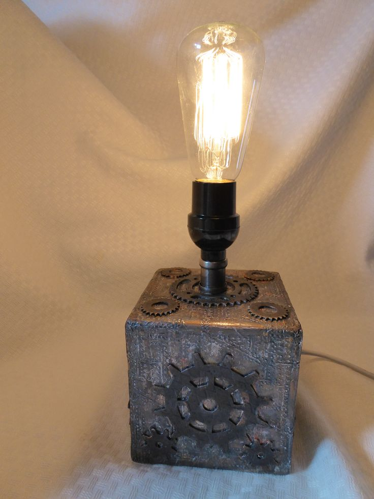 Cool Looking Lamps 15 best vintage & industrial lighting images on pinterest