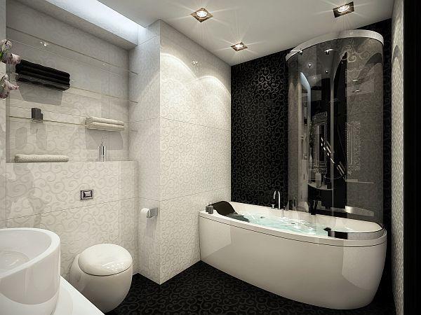black-white-interior-bathroom