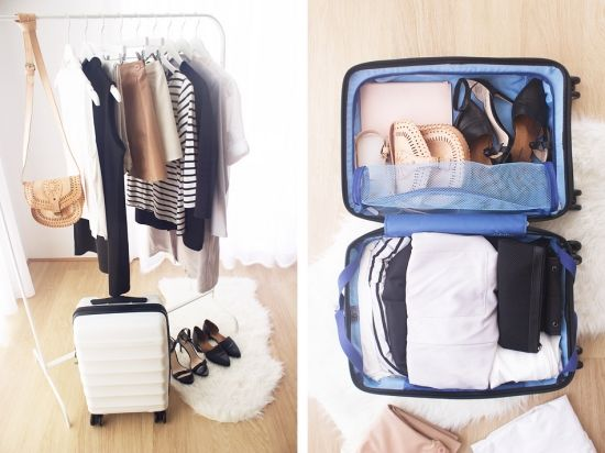 Now you can carry more without breaking your suitcase at the seams.