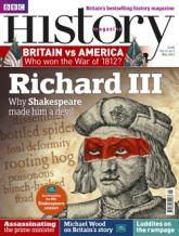 Excellent history magazine.  It deals with all world history as well as British history.