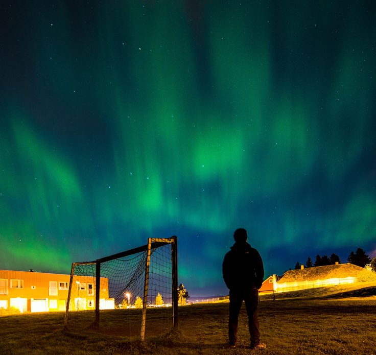 Aurora, nordlys, Northern lights  by Aziz Nasuti on 500px