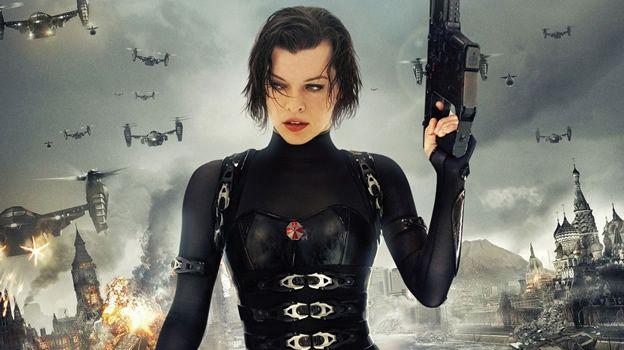 Resident Evil 6 in cinemas in September 2014