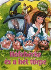 - Kedvenc meséim: Hófehérke és a hét törpe - A színesen illusztrált kiadványban Hófehérke és a hét törpe történetét ismerhetik meg a gyerekek.