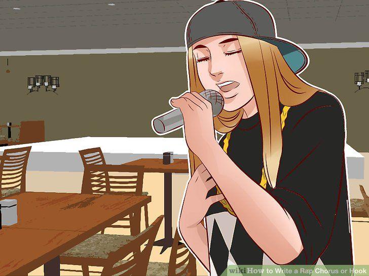 How to write a rap chorus or hook rap eminem songs chorus