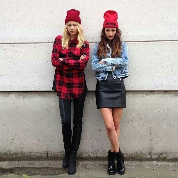 Moda: ritorna lo stile grunge - http://www.wdonna.it/moda-stile-grunge/61410?utm_source=PN&utm_medium=WDonna.it&utm_campaign=61410