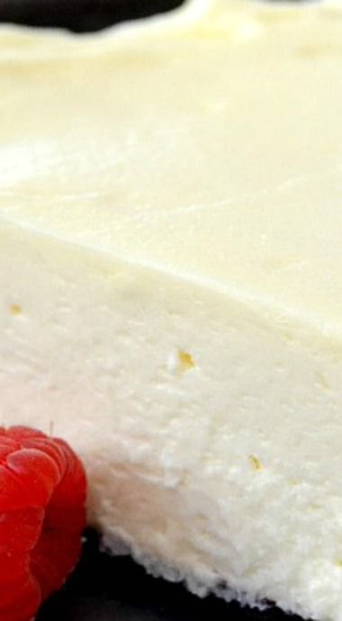 White Chocolate Velvet Pie