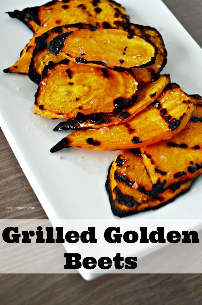 I love grilling in the summer time. Grilled golden beets are the perfect summer side dish. Fresh and easy to make, grilled golden beets are a favorite.
