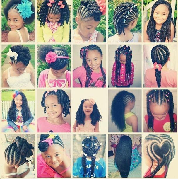 Phenomenal Liczba Najlepszych Obrazow Na Temat All Natural Lil Girls Na Short Hairstyles For Black Women Fulllsitofus