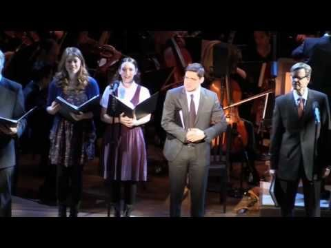 Parade in Concert (16/02/2015) Part 1/5 | Parade in Concert starring Jeremy Jordan and Laura Benanti. Performed at the Avery Fisher Hall, Parade in Concert was a one-night only concert presentation of Jason Robert Brown and Alfred Uhry's Tony-Award winning musical, Parade.