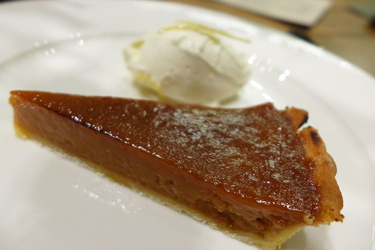 | Welsh Recipes: Toffee tart.